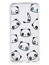 Case For LG H502 X Power Case Cover Panda Pattern Painted High Penetration TPU Material IMD Process Soft Case Phone Case K8