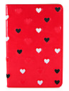 For Apple iPad (2017) Pro 9.7\'\' Case Cover with Stand Flip Pattern Auto Sleep Wake Up Full Body Case Heart Embroidery Hard PU Leather Air2 Mini1234
