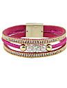 Femme Chaines & Bracelets Mode bijoux de fantaisie Alliage Forme Ronde Bijoux Pour Fete/Soiree