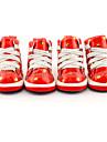Cachorro Sapatos e Botas Casual Prova-de-Agua Coracoes Preto Vermelho Azul Rosa claro Para animais de estimacao