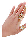 Women\'s Midi Rings Ring Bracelet Fashion Personalized Rock Alloy Jewelry For Gift Stage Street Club