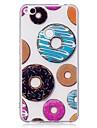 Чехол для huawei p10 lite p10 чехол чехол пончики шаблон tpu материал imd craft мобильный телефон чехол для huawei p8 lite (2017)