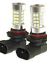 Sencart 2pcs 9006 p20d lampe anti-brouillard lampe electromenager lampes lampes (blanc / rouge / bleu / blanc chaud) (dc / ac9-32v)