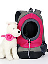 Cat Dog Carrier & Travel Backpack Pet Baskets Solid Portable Breathable Yellow Red Green Blue Pink For Pets