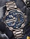 Men\'s Kid\'s Sport Watch Military Watch Dress Watch Fashion Watch Bracelet Watch Casual Watch Wrist watch Quartz Calendar Dual Time Zones