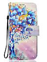 케이스 제품 Samsung Galaxy A5(2017) A3(2017) 지갑 카드 홀더 스탠드 플립 패턴 마그네틱 풀 바디 나무 하드 인조 가죽 용 A3 (2017) A5 (2017) A5(2016) A3(2016)