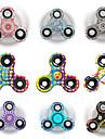 Toupies Fidget Spinner a main Toupies Jouets Jouets Tri-Spinner Ring Spinner Acetate / Plastique EDCSoulagement de stress et l\'anxiete