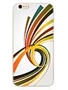 Caso para iphone 7 7 mais linhas padrao tpu suave tampa traseira para iphone 6 mais 6s mais iphone 5 se 5s 5c 4s