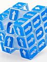 Rubik\'s Cube Smooth Speed Cube Stress Relievers Magic Cube Plastics Rectangular Square Gift