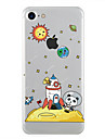 제품 iPhone 7 iPhone 7 Plus 케이스 커버 투명 패턴 뒷면 커버 케이스 카툰 소프트 TPU 용 Apple 아이폰 7 플러스 아이폰 (7) iPhone 6s Plus iPhone 6 Plus iPhone 6s 아이폰 6 iPhone