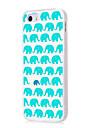 Назначение iPhone X iPhone 8 Чехлы панели Ультратонкий С узором Задняя крышка Кейс для Плитка Слон Мягкий Термопластик для Apple iPhone X