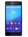 Screen Protector Sony for Tempered Glass 1 pc Front Screen Protector 2.5D Curved edge 9H Hardness High Definition (HD)