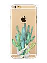 Para iPhone X iPhone 8 Case Tampa Transparente Estampada Capa Traseira Capinha Arvore Macia PUT para Apple iPhone X iPhone 8 Plus iPhone