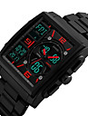 Men\'s Sport Watch Military Watch Wrist watch Digital Watch Japanese Quartz Calendar / date / day Chronograph Water Resistant / Water