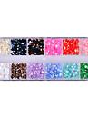 # strass paillettes ongles bijoux bijoux kits elegant et luxueux sparkle & shine style strass cristal / strass style