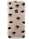 케이스 제품 iPhone X iPhone 8 울트라 씬 투명 패턴 뒷면 커버 섹시 레이디 소프트 TPU 용 iPhone X iPhone 8 Plus iPhone 8 아이폰 7 플러스 아이폰 (7) iPhone 6s Plus iPhone 6
