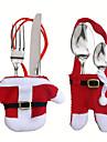 Suporte Manga Bolsa Kits de decoracao Ferias Tema Fadas Pessoas Aniversario Casamento La Polar Velo Esponja Natal Natal Novidades