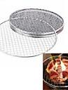 1 pcs barbecue grill barbecue en acier inoxydable remplacement maille fil net en plein air cuisinier pique-nique