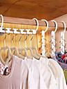2pcs space saver wonder magic hanger armario organizador wonder hanger