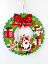 2pcs Christmas Decorations Wreaths & Garlands, Holiday Decorations 36