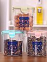 Высокое качество с Пластик Хранение и организация Для дома / Для офиса Кухня Место хранения 1 pcs