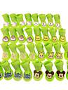 Câine Pantofi & Cizme Impermeabil Desene Animate Rosu Verde Albastru Pentru animale de companie / Vară