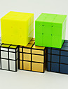 Rubik\'s Cube QIYI 154 Mirror Cube 3*3*3 Smooth Speed Cube Magic Cube Puzzle Cube ABS Square Gift