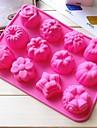 Nástroje na pečení Silica gel pečení nástroje Čokoládová / Pro kuchyňské náčiní Formy na dorty