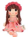 Boneca de pelucia 14inch Fofinho, Segura Para Criancas, Adoravel Para Meninas de Crianca Dom