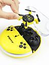 RC Drone FQ777 FQ04 Canal 4 6 Eixos 2.4G Com Camera HD 0.3MP 0.3 Quadcopero com CR Luzes LED Modo Espelho Inteligente Quadcoptero RC