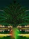 hkv® puna zvijezda zvijezda božićni laserski projektor svjetiljka zelena&crvena pozornica pozornica svjetlost otvoreni krajolik travnjak vrt svjetlo