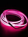 BRELONG® String Lights 0 LEDs White Pink Green Blue Red Waterproof Self-adhesive DC 12V