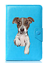 Capinha Para Capa Protecao Completa Tablet Cases Solido Cachorro Rigida PU Leather para
