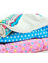 Cat Dog Bed Pet Blankets Geometric Stars Blue Pink Rainbow For Pets