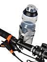 Sticla de apa Cage Rezistent la uzură Ciclism / Bicicletă Material Impermeabil / Aliaj din aluminiu Argintiu / negru