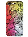 Case For Apple iPhone 7 iPhone 6 Pattern Back Cover Lines / Waves Hard PC for iPhone 8 Plus iPhone 8 iPhone 7 Plus iPhone 7 iPhone 6s