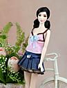Очаровательный Платье Для Кукла Барби Полиэстер Платье Для Девичий игрушки куклы