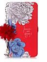 Capinha Para Samsung Galaxy J7 (2017) J5 (2017) Porta-Cartao Com Suporte Flip Estampada Faca Voce Mesmo Capa Protecao Completa Flor Rigida
