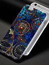 Coque Pour Apple iPhone 8 iPhone 8 Plus Motif Coque Mandala Flexible TPU pour iPhone 8 Plus iPhone 8 iPhone 7 Plus iPhone 7 iPhone 6s