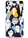 Case For Apple iPhone 6 iPhone 7 Pattern Back Cover Sexy Lady Cartoon Hard PC for iPhone X iPhone 8 Plus iPhone 8 iPhone 7 Plus iPhone 7