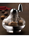 Kitchen Tools Plastics / Glass Home Kitchen Tool / Artistic Coffee / Spices / Pepper Mill Grinder 1pc