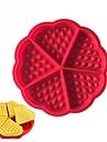 Формы для нарезки печенья Сердце конфеты Для Cookie Для торта Шоколад Печенье силикагель Своими руками День Святого Валентина Новый год