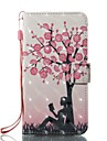 Case For Apple iPhone X iPhone 8 Card Holder Wallet with Stand Full Body Cases Tree Hard PU Leather for iPhone X iPhone 8 Plus iPhone 8