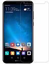 Näytönsuojat varten Huawei Mate 10 lite Karkaistu lasi 1 kpl Näytönsuoja Teräväpiirto (HD) / 9H kovuus / 2,5D pyöristetty kulma