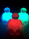 LED Lighting Toys Animal Fashion Glow Lighting Color Changing Soft Plastic Children\'s Pieces