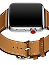 Watch Band for Apple Watch Series 4/3/2/1 Apple Modern Buckle Genuine Leather Wrist Strap
