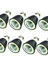8St 7W 550lm E14 E26 / E27 LED Spot Lampen 1 LED-Perlen COB Dekorativ Warmes Weiss Kuehles Weiss 220-240V