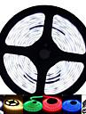 SENCART Гибкие светодиодные ленты 120 светодиоды Тёплый белый Белый Зеленый Желтый Синий Красный Пульт управления Можно резать