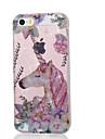 Cas pour apple ipod touch5 / 6 cas couverture haute penetrant poudre imd licorne doux tpu telephone cas