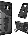 Case For Samsung Galaxy S7 Shockproof / with Stand / 360° Rotation Back Cover Armor Hard PC for S7